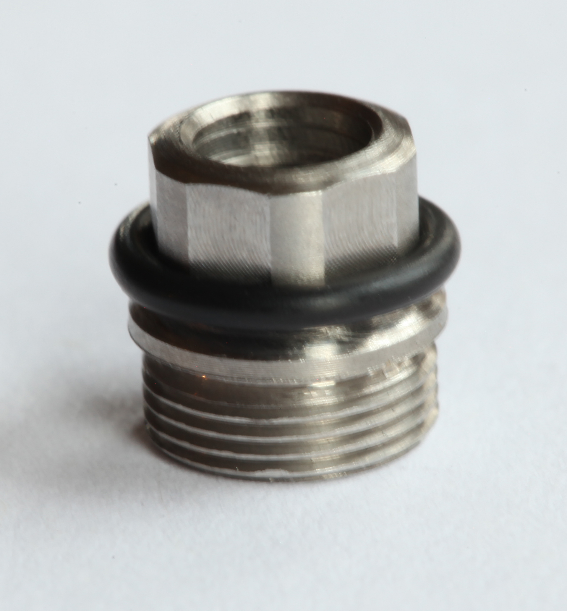 Stainless Steel Bushing with O-Ring