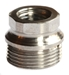 Hex Drive Bushing, Repair (oversize), Slim, Stainless, 4 pieces - B-R-SSS-4